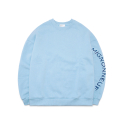 미뇽네프(MIGNONNEUF) BALLOON SWEAT SHIRT SKY BLUE