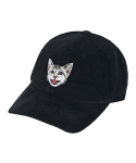 바잘(VARZAR) Korean shorthair corduroy ballcap black