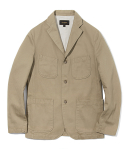 17fw hbt sports jacket beige
