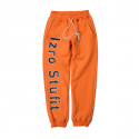 IZRO STUFIT PANTS - ORANGE
