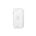 이즈로(IZRO) IZRO TRANSPARENT PHONECASE - WHITE