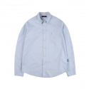 캉골() Basic Oxford Shirts 7023 Blue