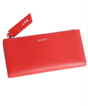 메케나(MEKENNA) SIMPLE WALLET [ORENGE.RED]