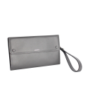 TWO POCKET clutch [GRAY]