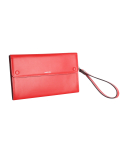 메케나(MEKENNA) TWO POCKET clutch [ORENGE.RED]