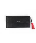 메케나(MEKENNA) BASIC-SLIM wallet [BLACK]