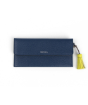 메케나(MEKENNA) BASIC-SLIM wallet [NAVY]