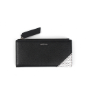 메케나(MEKENNA) POINT-SLIM wallet L [BLACK]