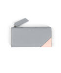 메케나(MEKENNA) POINT-SLIM wallet L [GREY]