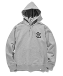라이풀() LF LOGO HOODIE heather gray