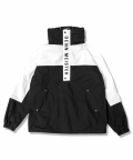 어반스터프(URBANSTOFF) USF HALF ZIP ELEMENT JACKET MONO