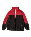 어반스터프() USF HALF ZIP ELEMENT JACKET RED