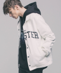어반스터프() USF MEISTER COACH JACKET WHITE