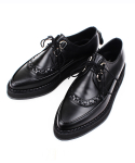 데이빗스톤(DAVID STONE) DVS D-RING CREEPERS (black)