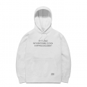 ISSUE HOODIE GS [WHITE]