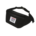 하운드빌(HOUND VILLE) 1992 STADIUM WAIST bag black