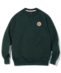 유니폼브릿지() 50s crew neck sweat shirts forest
