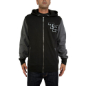 더헌드레드(THE HUNDREDS) THE HUNDREDS REX ZIP UP HOOD [1]