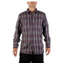 더헌드레드(THE HUNDREDS) THE HUNDREDS ALPHA FLANNEL SHIRTS
