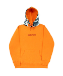 아임낫어휴먼비잉(I AM NOT A HUMAN BEING) World Wide Outcast Hoodie - Orange