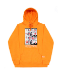 아임낫어휴먼비잉(I AM NOT A HUMAN BEING) The Failure is Always on My Side Hoodie - Orange