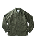 Butler HBT Coverall Jacket Olive