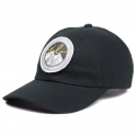 인터브리드(INTERBREED) 인터브리드 Equipment Patched Ball Cap BLACK