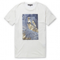 스톤페더(STONEFEATHER) [STONEFEATHER] B.D.KIM Graphic t shirt_FNTCM17007BEI