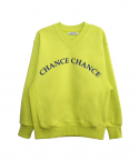 챈스챈스(CHANCECHANCE) V neck MTM(Neon)