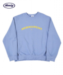 팔칠엠엠서울() [Mmlg] MERMANENT SWEAT (BLUE)