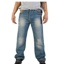 더헌드레드(THE HUNDREDS) THE HUNDREDS SYCAMORE STANDARD FIT WASHED JEAN