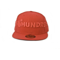 더헌드레드(THE HUNDREDS) THE HUNDREDS BAR LOGO NEW ERA CAP [3]
