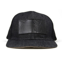 더헌드레드(THE HUNDREDS) THE HUNDREDS DENIM SNAPBACK CAP [1]