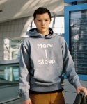 슬립워커(slwk) MORE SLEEP HOODIE [SEA GREY]
