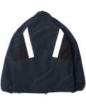 레이지() COLOR LINE COACH JACKET NAVY