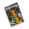 THRASHER THRASHER ASSORTED STICKER 10 PACK (MULTI)