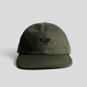 반(BAAN) BAAN BROWN Cap Khaki