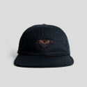 반(BAAN) BAAN BROWN Cap Black