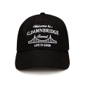 하운드빌(HOUND VILLE) BRIDGE ballcap Black