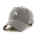 47브랜드(47 BRAND) [47brand] NEW YORK YANKEES GRAY MONUMENT SALUTE 47 CLEAN UP/MLB모자
