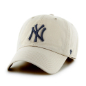 47브랜드(47 BRAND) [47brand] NEW YORK YANKEES NATURAL 47 CLEAN UP/MLB모자
