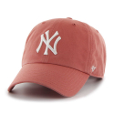 [47brand] NEW YORK YANKEES ISLAND RED 47 CLEAN UP/MLB