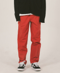 위캔더스(WKNDRS) LEISURE PANTS (RED)