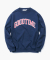 해브 어 굿 타임(HAVE A GOOD TIME) Goodtime College Crewneck - Navy