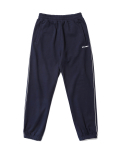 인사일런스(INSILENCE) Piped Jogger Pants (Navy)