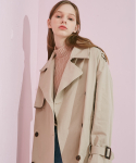 에드센스() MODERN TRENCH COAT_BEIGE
