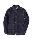 어반스터프() USF BURIE DENIM JACKET INDIGO