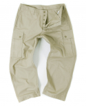 아웃스탠딩(OUTSTANDING) JUNGLE FATIGUE PANTS[BEIGE]