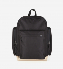 비엘씨브랜드(BLCBRAND) N022 MOTIVE UTILL BAG - BLACK