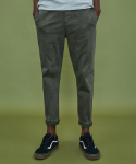[XTONZ] XP4 Banding Cotton Pants - Green